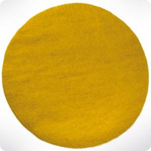 Tapis rond pollen diam 120cm