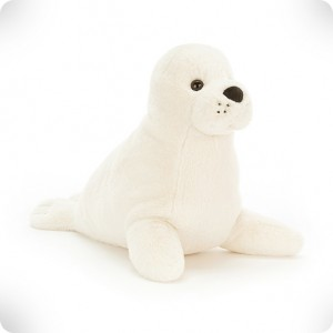 Doudou phoque Rafferty pup