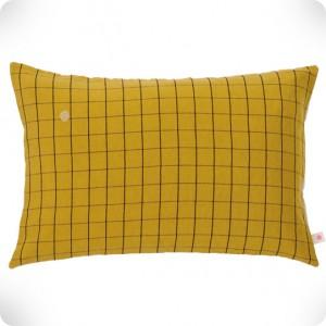Cushion cover Suzette litchi
