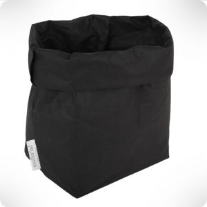 Black basket M