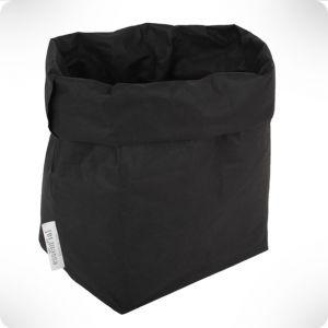 Panière noire XL
