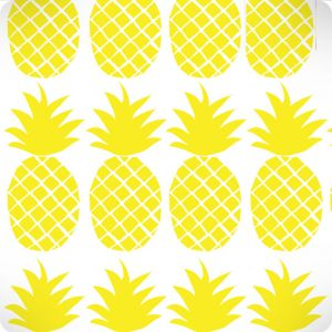Just a touch Pineapple