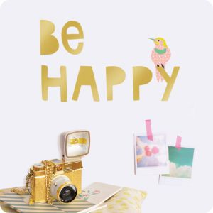 Be Happy - 10 ans Laurette