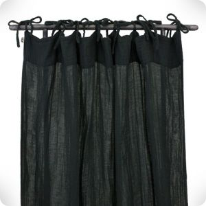 Sheer curtain 100 x 290 cm