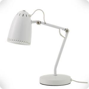 White Dynamo lamp