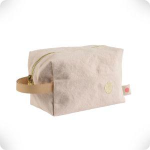 Trousse de toilette cube