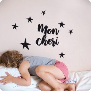 Just a touch Mon chéri