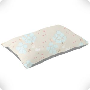 Swan dream cushion