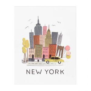 Affiche New York Empire