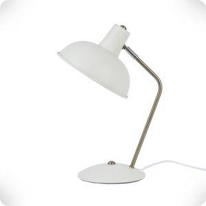 Lampe de bureau Hood blanc