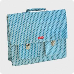 Large school bag with shoulder straps