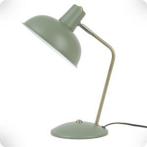 Lampe de bureau Hood vert kaki