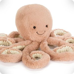 Doudou Octopus Odell xl